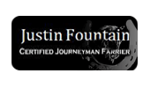Logo - Justin Fountain - Journeyman Farrier