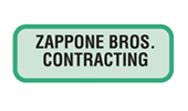 Logo - Zappone Bros. Contracting